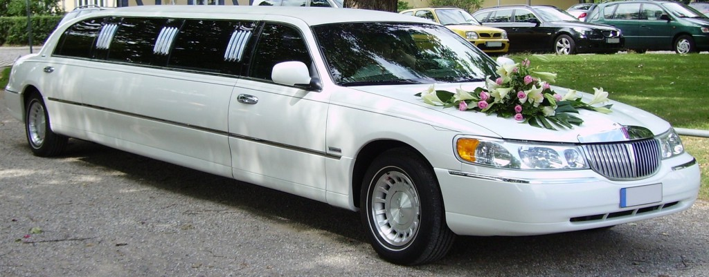 weeding-limo