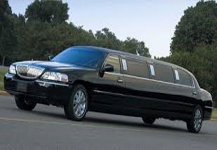 6 Stretch limo